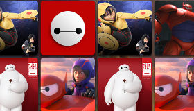 Big Hero 6 Matching Pairs