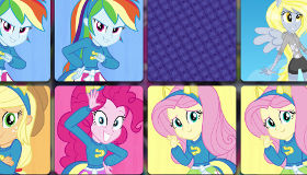 Equestria Girls Puzzle