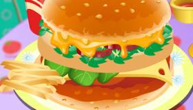 Perfect Hamburger Cooking