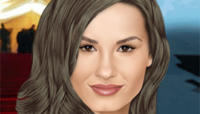Demi Lovato Makeup Game