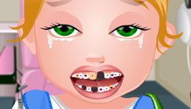 Baby Dentist Game