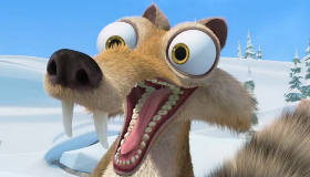 Scrat at the Dentist
