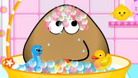 Pou Shower