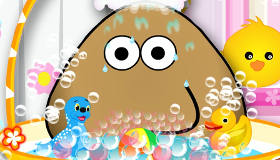 Bath Time for Pou