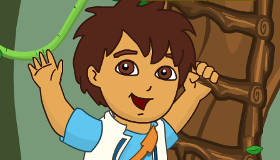 Animal Rescue with Go, Diego,Go