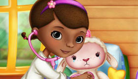 Doc McStuffins Lamb Doctor