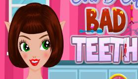 Eva D'Elf Bad Teeth