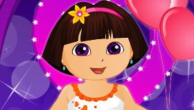 Dora's Valentine's Date