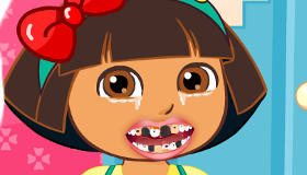 Dora Explores the Dentist