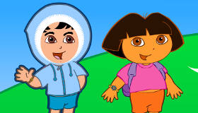 Learn Language with Dora the Explorer