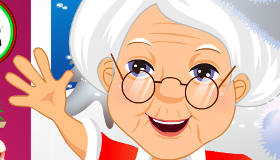 Dress Up Mrs. Claus