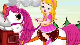 Pretty Pet Horse