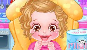 Babysitting Baby Annabelle