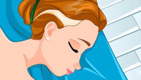 Anna's Frozen Beauty