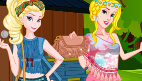 Disney Princess Boho Dress Up