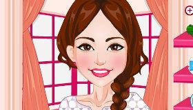 Selena Gomez Braids