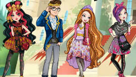 Royal Or Rebel Ever After High