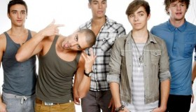 The Wanted to collaborate with Chris Brown