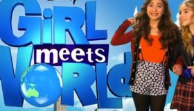 Girl Meets World on the Disney Channel