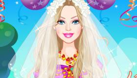 Barbie Wedding Party