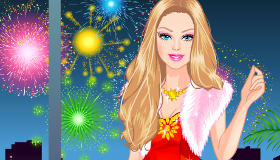 Barbie Madrid Dressup