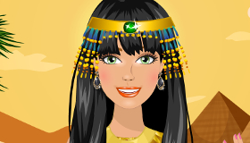 Egyptian Dress up for Girls