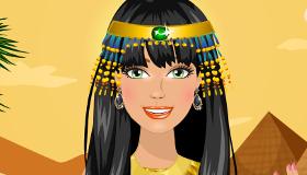 Egyptian Dress up for Girls