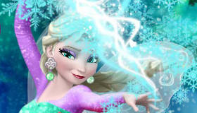 Queen Elsa Fairytale