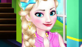 Elsa at High School