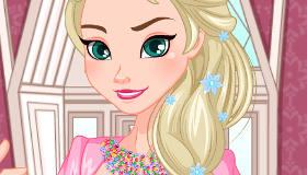 Elsa Necklace Tutorial