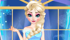 Makeover Elsa Frozen Mobile