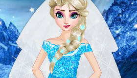 Design Elsa's Wedding Dress