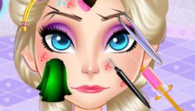 Elsa's Fine Makeover