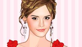 Emma Watson Dress Up