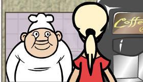 Restaurant Waitress Game