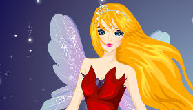 Dress Up a Beautiful Fairy