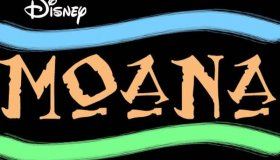 Moana - Disney's New Princess Movie