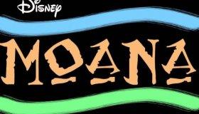 Moana - Disney's New Princess Movie