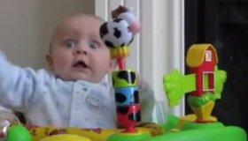 Cute Baby: Watch This Hilarious Video!
