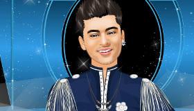 Famous singer Zayn Malik