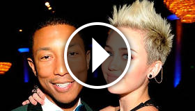 Pharrell Williams ft. Miley Cyrus - Come Get It Bae