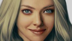 Makeover Amanda Seyfried