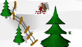 Santa's Super Ski