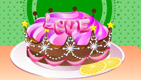 Cake Baking With Love