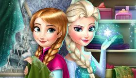 Frozen Fashion Rivals for Girls