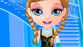 Frozen Chibi Dress Up