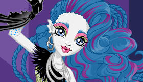 Monster High Freaky Fusion Sirena von Boo
