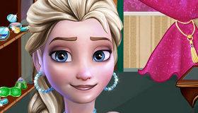 Frozen Salon
