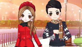 Cute Couple Dress Up