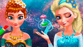 Dress Up The Most Beautiful Disney Princesses